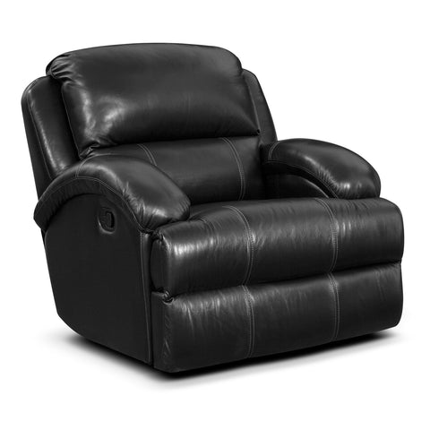 Python Leather Recliner
