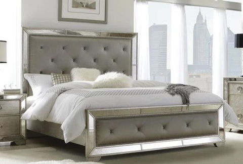 Farrah Queen Bedroom Set - Katy Furniture