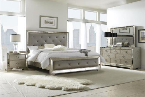 Farrah Bedroom Set - Katy Furniture