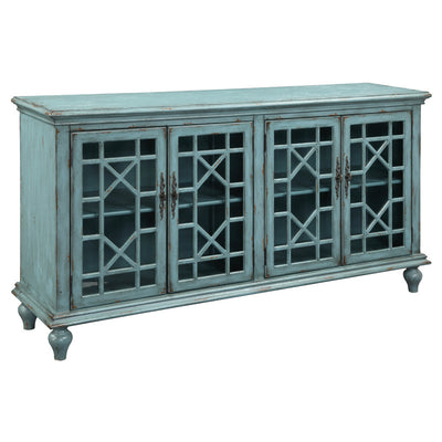 Bayberry Media Credenza - Katy Furniture