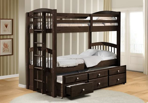 Michael Bunk Bed - Katy Furniture