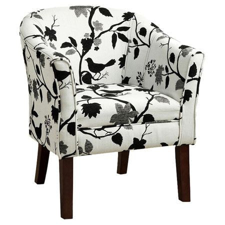 Upholstered Accent Chair Katy Furniture
