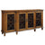 Cresthill Brown Credenza - Katy Furniture