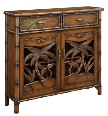Little Key Brown Cabinet