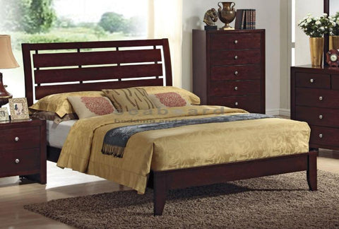 Serenity King Bed - Katy Furniture