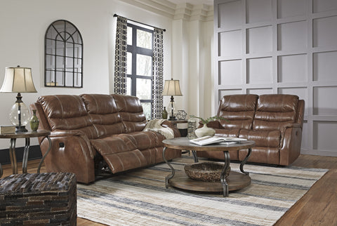Hyatt Leather Power Reclining Sofa