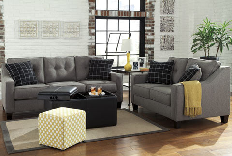Brindon Sofa & Loveseat