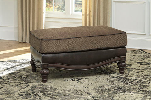 Winnsboro Ottoman - Katy Furniture