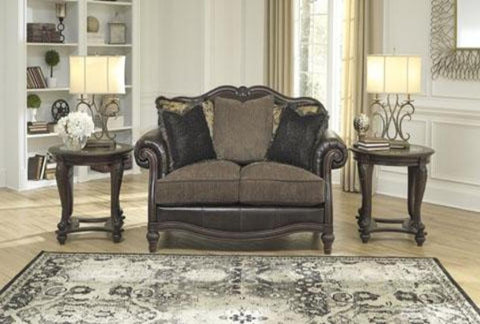 Winnsboro Loveseat - Katy Furniture