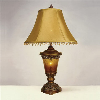 Table Lamp Gold - Katy Furniture