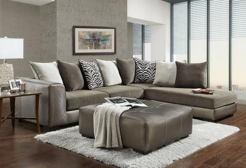 Sensational Sectional - Katy Furniture