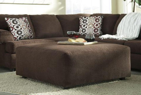 Jayceon Java Ottoman - Katy Furniture