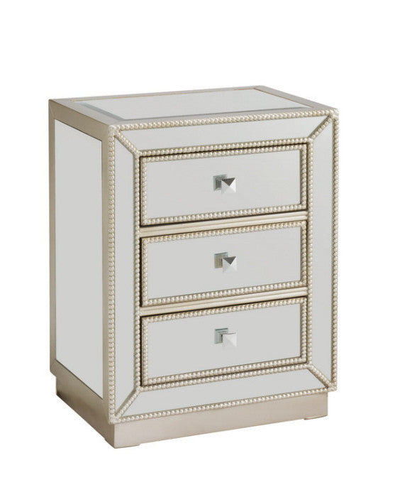 Elsinore Silver and Mirror Cabinet