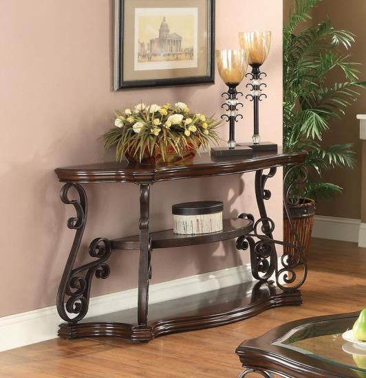 ornate coffee table katy furniture. Black Bedroom Furniture Sets. Home Design Ideas