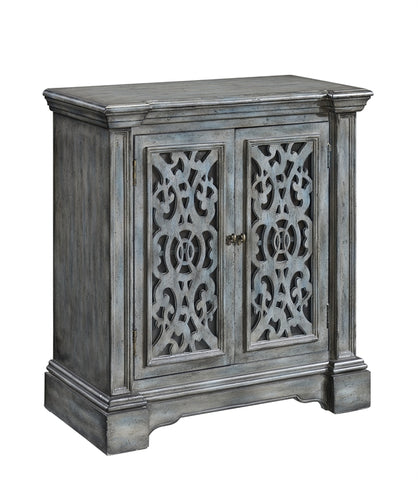 Midvale 2 Door cabinet - Katy Furniture