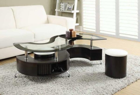 Delange Coffee Table Set - Katy Furniture
