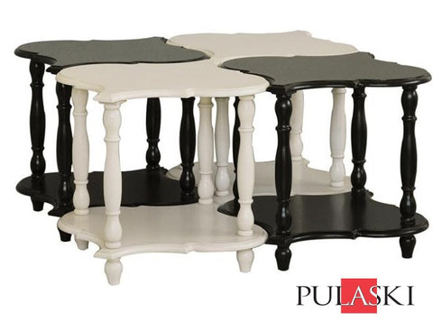 Set of 4 Accent Tables - Katy Furniture