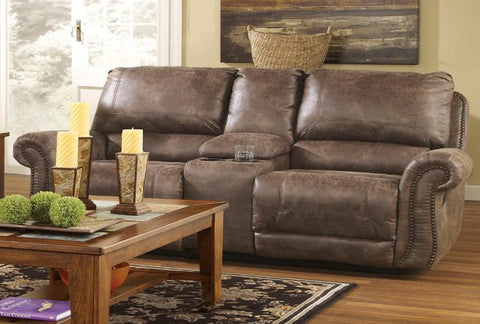 Walker Power Sofa & Loveseat - Katy Furniture
