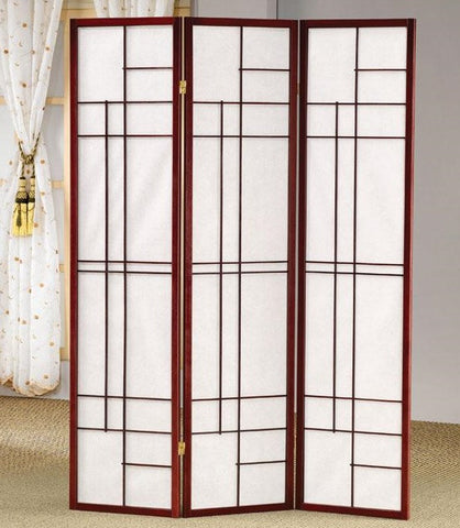 Cherry Folding Screen