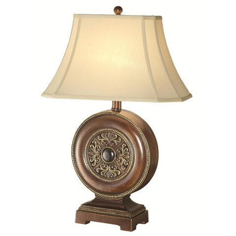 Ornamental Base Table Lamp