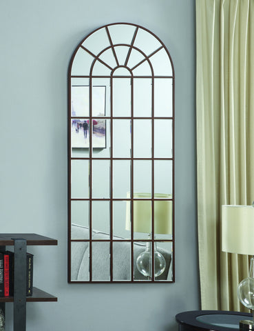 Palladian Style Mirror - Katy Furniture