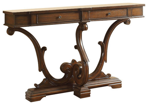 Console Table - Brown