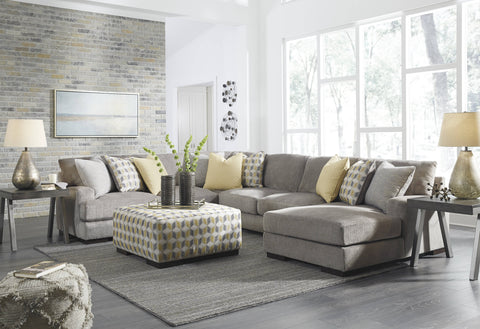 Audrey Sectional - Katy Furniture