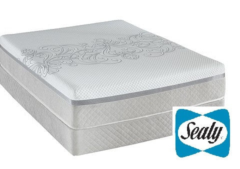 Sealy Ability Firm Mattress Set