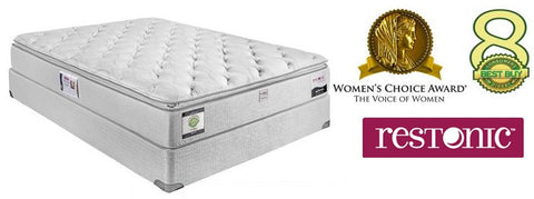 Adington ComfortCare Queen Extra Firm Mattress Set
