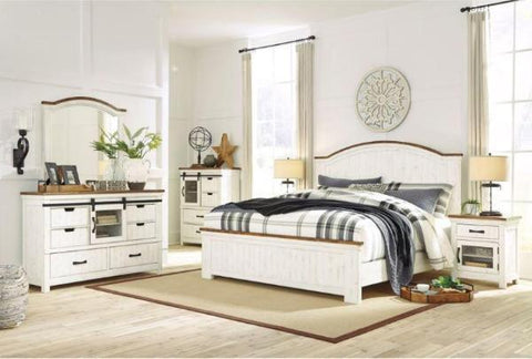 Wystfield King Bedroom Set