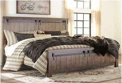 Lakeleigh Queen Bed - Katy Furniture