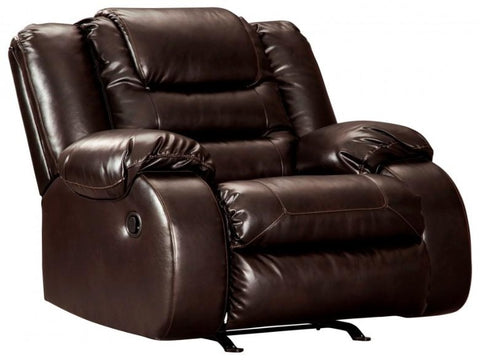 Bethany Chocolate Rocker Recliner