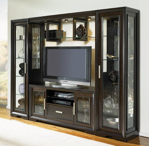 Brentwood 4pc Wall Unit