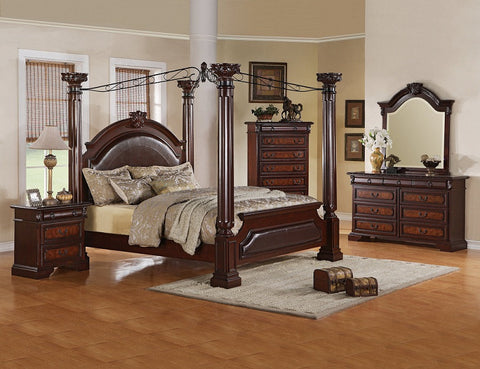 Neo Renaissance Bedroom Set