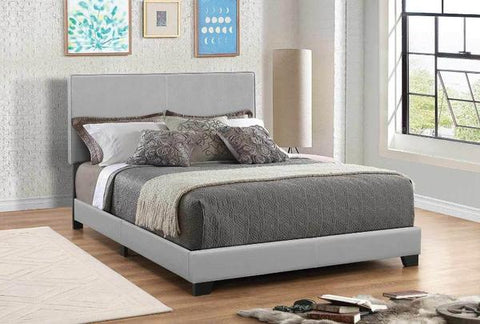 Erin Twin Grey Bed