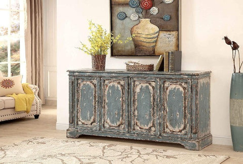 Cabot Aged Credenza