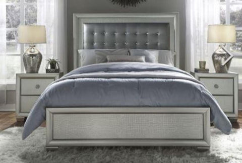 Celestial King Bed - Katy Furniture