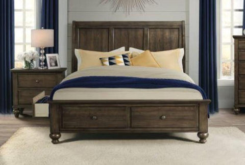 Chatham King Bed