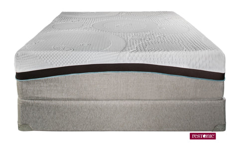 Cologne Queen Mattress & Boxspring