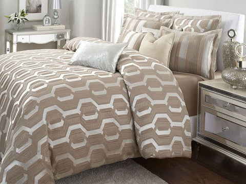 Como Comforter Set - Katy Furniture