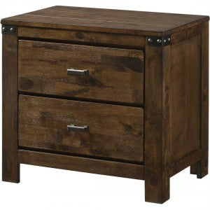 Curtis Nightstand - Katy Furniture