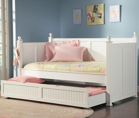 Twin Day Bed w/ Trundle