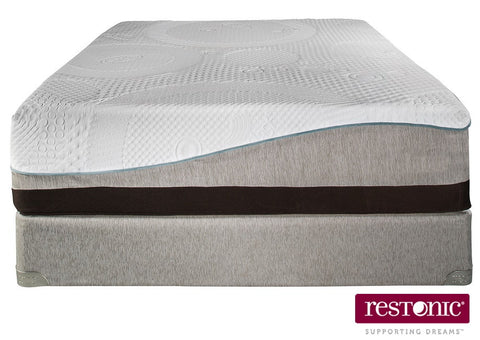 Dijon Queen Mattress & Boxspring