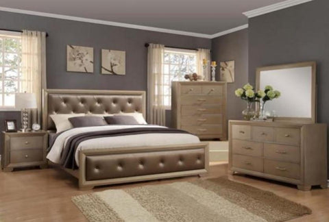 Fontaine Bedroom Set - Katy Furniture