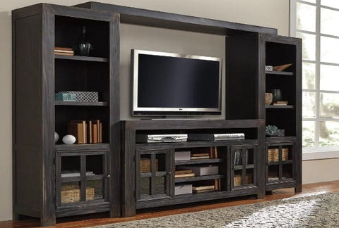 Gavelston 4 Pc Entertainment Set