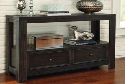 Gavelston Sofa Table - Katy Furniture