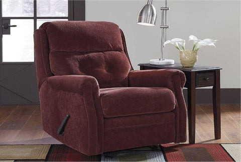 Gorham Glider Recliner - Katy Furniture
