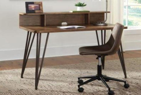 Fullinfurt Home Office Desk - Katy Furniture