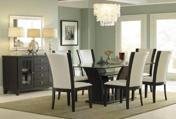 Daisy Regular Height Table W 4 Chairs Katy Furniture