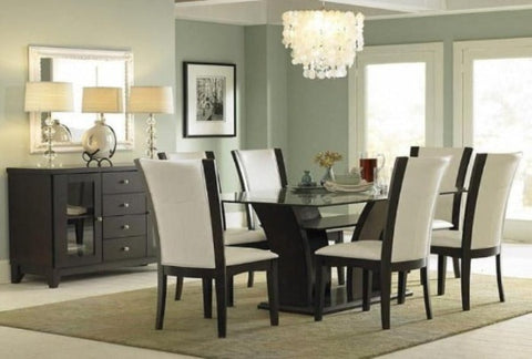 Daisy Regular Height Table W/ 4 Chairs - Katy Furniture